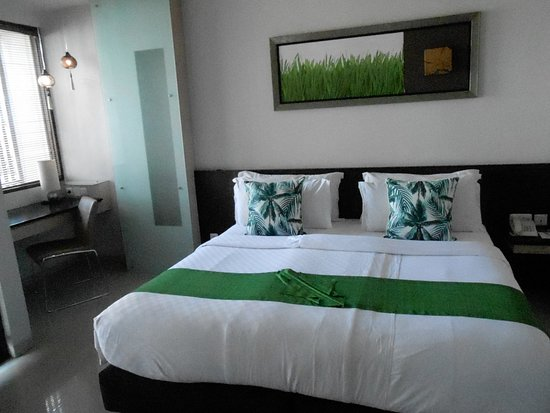 Kokonut Suites: Rooms are exactly as pictured