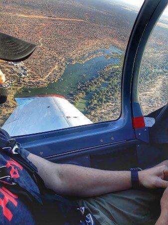 Lephalale, Republika Południowej Afryki: View from up above