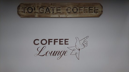 Strood, UK: Coffee Lounge