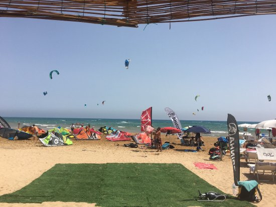 Pozzallo, Italy: Piratas Kite Center