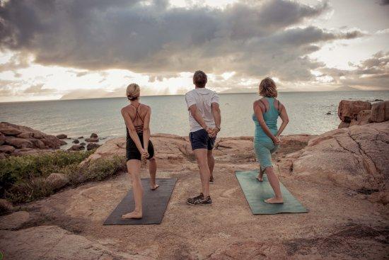 Bowen Yoga Room