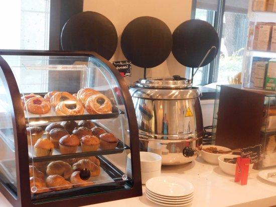 Holiday Inn Las Colinas : Oatmeal and Grits