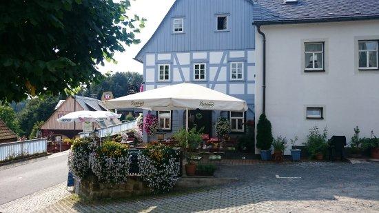 Hinterhermsdorf, ألمانيا: Gasthof Zur Hoffnung