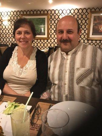 Shri bheemas indian restaurant ilford omd men om for Wedding anniversary trip ideas