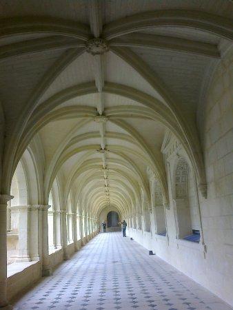 Fontevraud-l'Abbaye, Γαλλία: Kreuzgang
