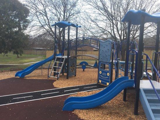 Narre Warren, Australia: Amber Crescent Playground