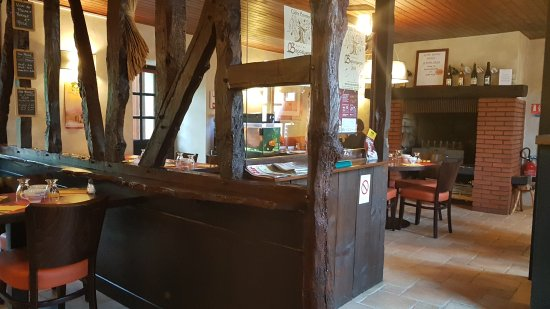 Les bl s d 39 or chartres de bretagne restaurant avis for Bon restaurant chartres