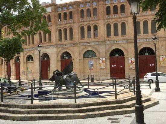 Catedral de Jerez de la Frontera : Plaza de Toros