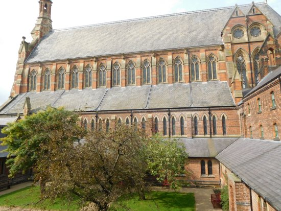 The Monastery Manchester: Gorton Monastery