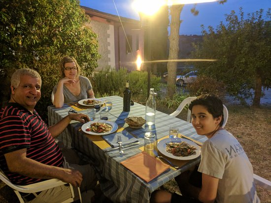 Casperia, Italy: Great place to dine