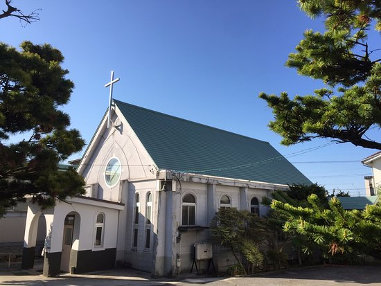 Catholic Iida Church