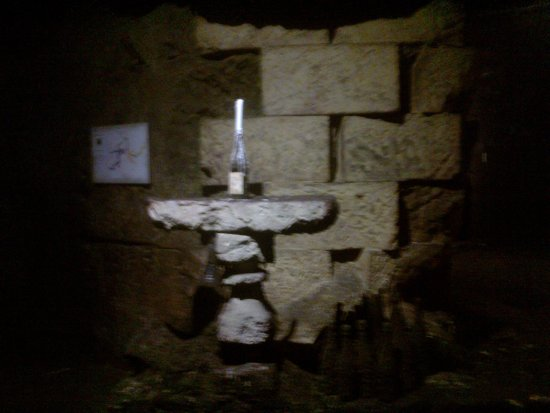 Maine et Loire, Γαλλία: unterirdische Kathedrale