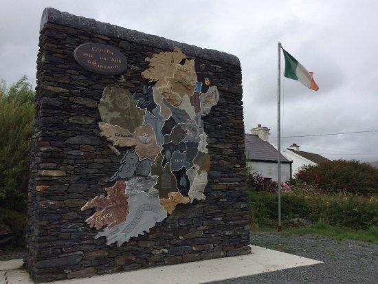 Clocha na hÉireann