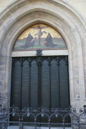 Castle Church: de 95 stellingen deur