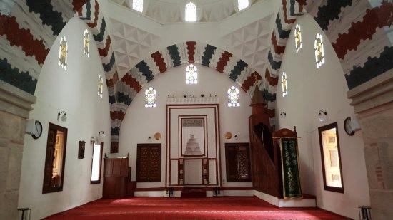 Амасия, Турция: Cami içinden görünüm