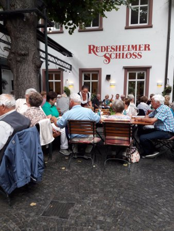 Foto de Breuer's Ruedesheimer Schloss