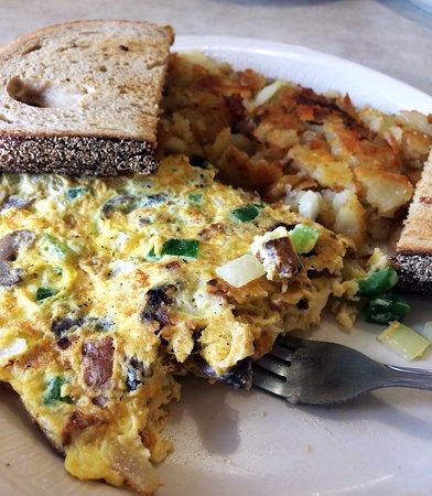 Dennisville, Νιού Τζέρσεϊ: Omelet