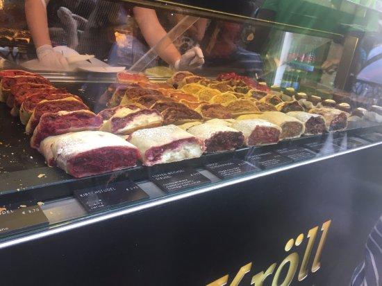 Strudel-Cafe Kröll: strudel