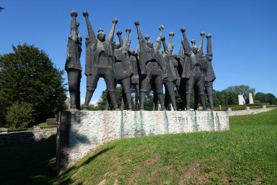 Lower Austria, Austria: אנדרטה