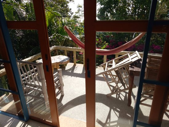 Suncliff Resort: Balcony