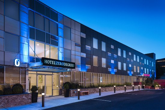 Hotel Zero Degrees Norwalk