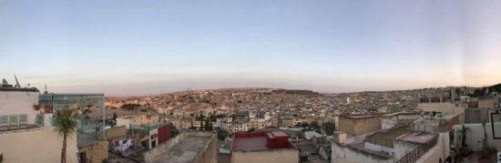 Riad Dar Tafilalet: Vistas
