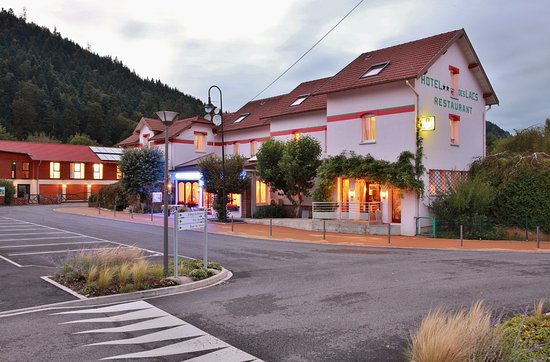 Celles-sur-Plaine, França: restaurat des Lacs Vosges