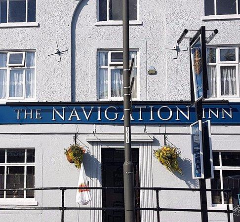 Shardlow, UK: The Navigation Inn