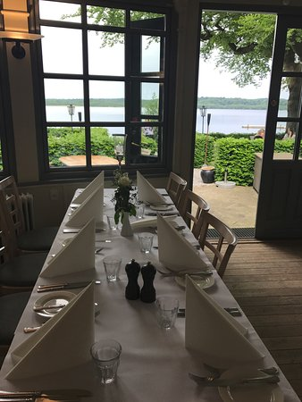 Holte, Danmark: Restauranten