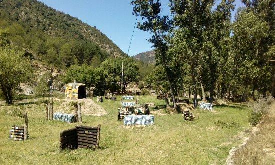 Paintball Claveria