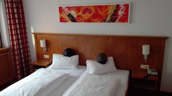 Hotel Landhaus Sonnblick: Zimmer