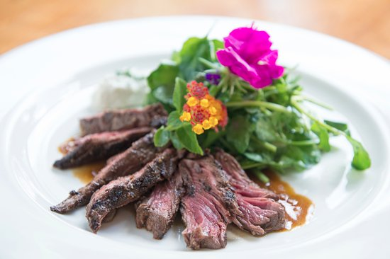 Newfane, VT: Hanger Steak