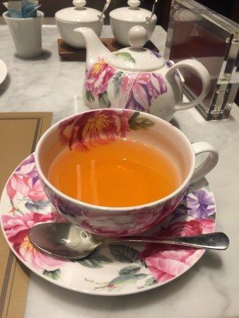 Grand InterContinental Seoul Parnas : Tea time
