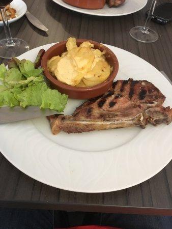 Tres bon restaurant près Mondesir...