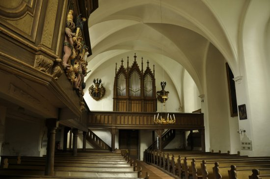 Die Kirche St. Maria Magdalena