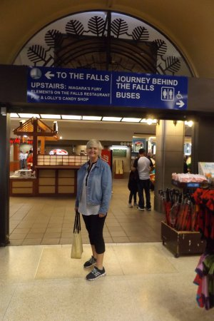 Gift Shop - Picture of Journey Behind the Falls, Niagara Falls ...