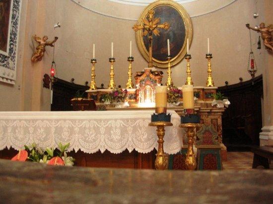 Altare (particolare)