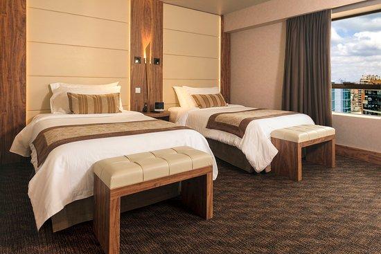 Regal Pacific Hotel: Standard Twin