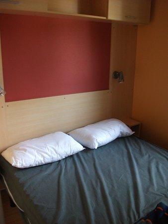 Gigny-sur-Saone, ฝรั่งเศส: Double room