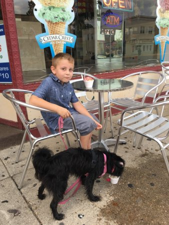 Delavan, WI: Dulceria Ice Cream & More