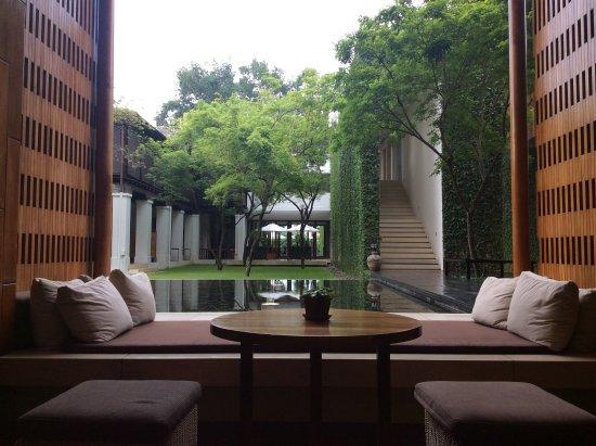 Anantara Chiang Mai Resort: ロビー