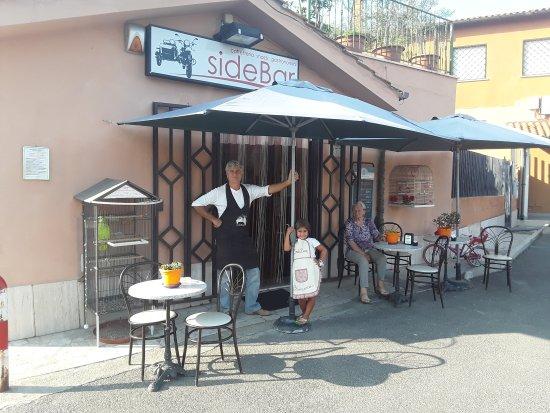 Torrimpietra, Italia: Sidebar