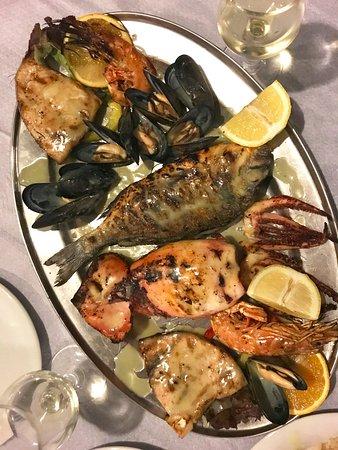 El Greco: Seafood mix for 2