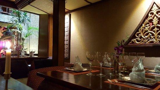 foto del comedor inferior - Picture of Thai Barcelona Royal Cuisine ...