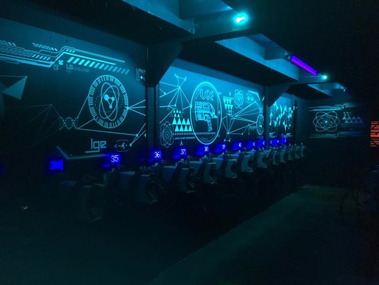 ‪Laser Game Evolution Annemasse‬