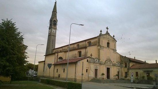 Chiesa dedicata alla Nativita di Maria