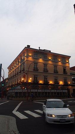Swans Hotel & Brewpub: A classic look