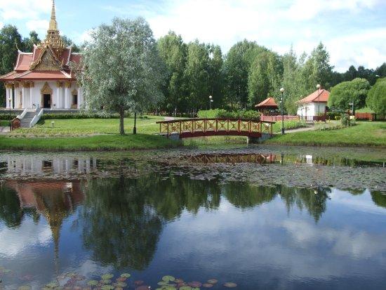 Thailandska paviljongen