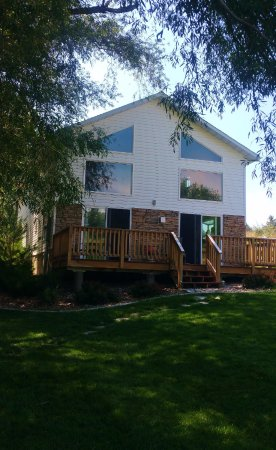 Fish Haven, ID: The Apartment or Cabin that can be rented out for a whole family to stay together! Or girlfriend