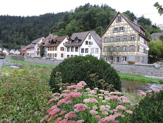 Schiltach, Германия: Historische Altstadt, Schiltac, Alemania.